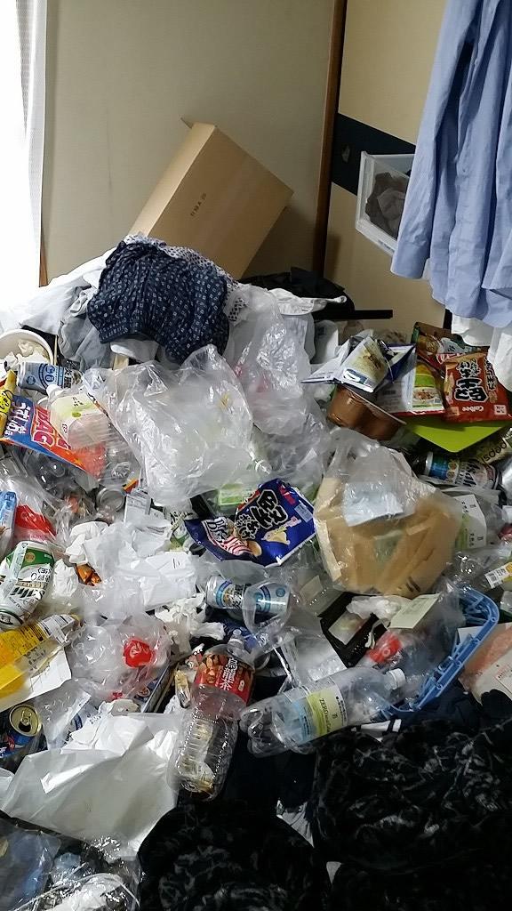 【薩摩川内市】大量の家庭ごみの回収☆綺麗に片付いてご満足いただけました!