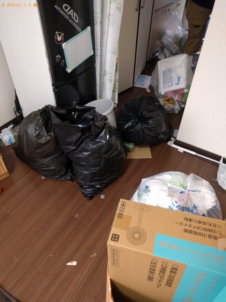 【北九州市八幡西区】ベッド枠や冷蔵庫など家具家電回収 お客様の声