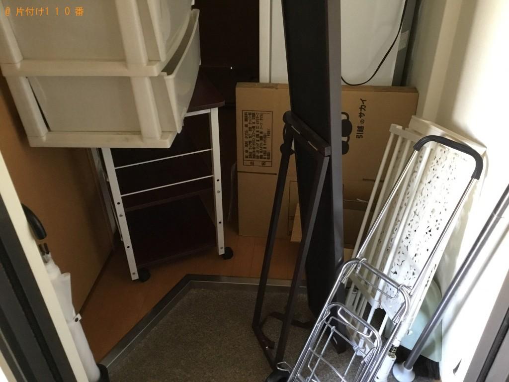 【大阪市西淀川区】家具家電の出張回収処分ご依頼 お客様の声