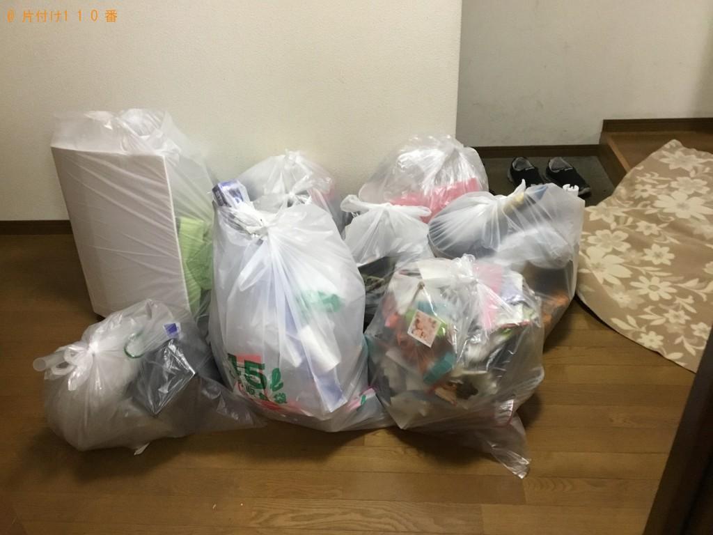【大阪市西成区】家具など出張回収処分ご依頼 お客様の声