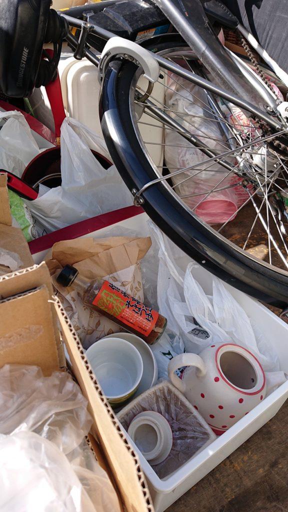 【松本市】電動自転車のスピード回収☆鍵のない自転車も処分できた、とご満足いただけました!