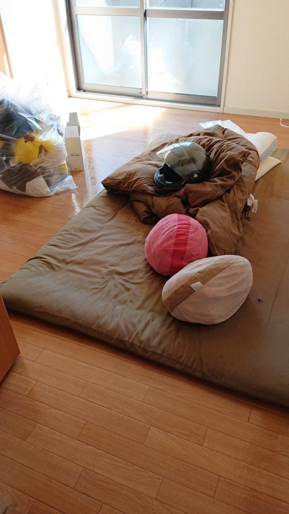 【松本市】布団や洗濯機の回収☆軽トラ積み放題パックでご満足いただけました!