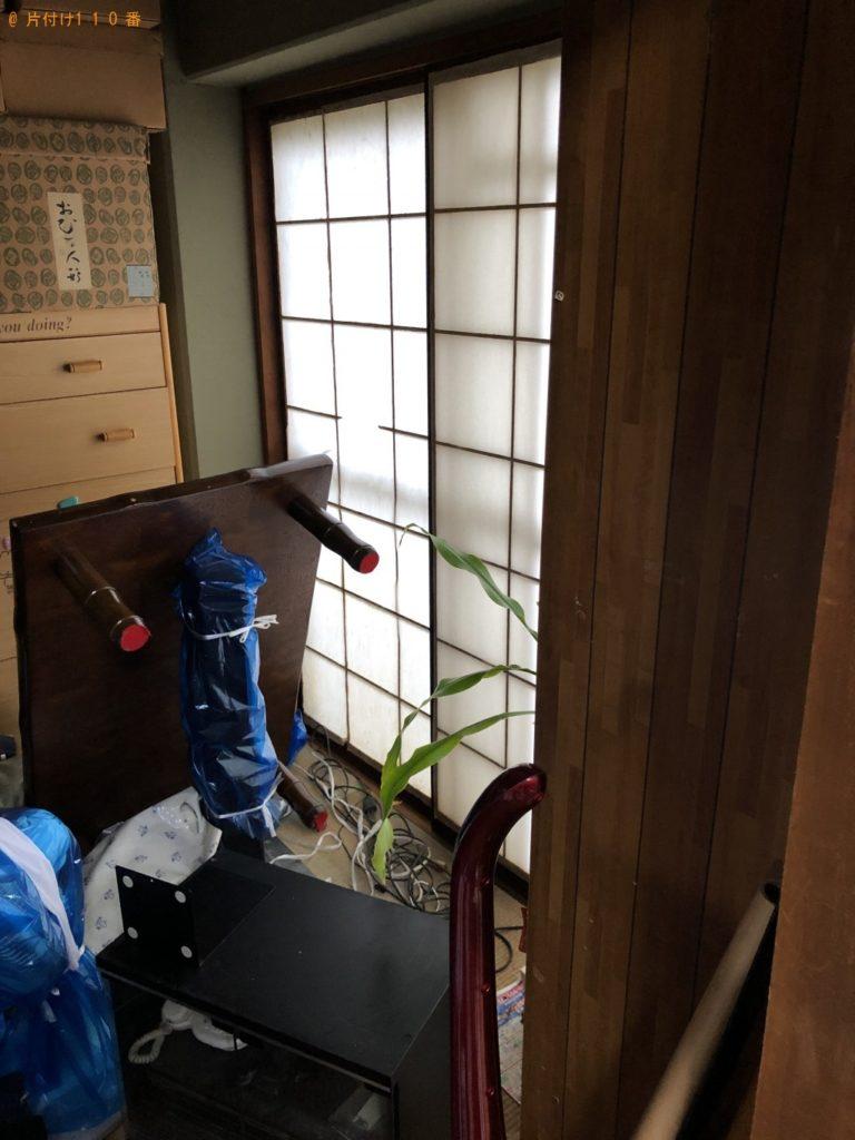 【京都市下京区】軽トラック1台程度の出張回収・処分ご依頼