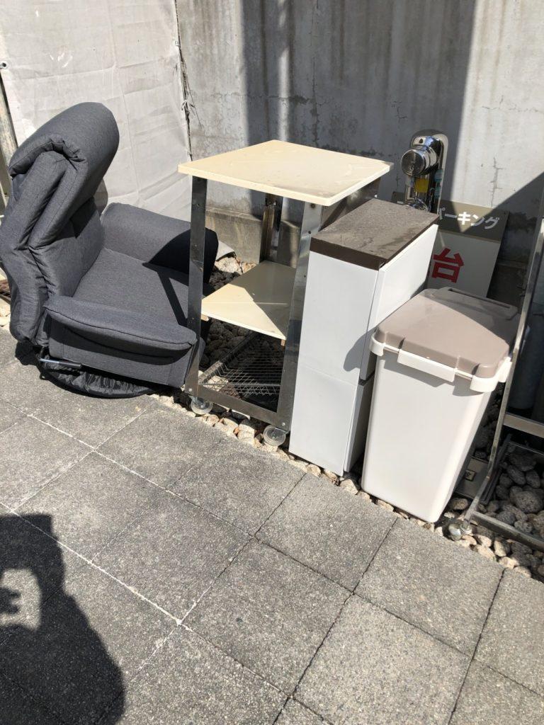 【京都市下京区】引っ越しに伴う不用品回収☆即日回収で大変喜んで頂けました。
