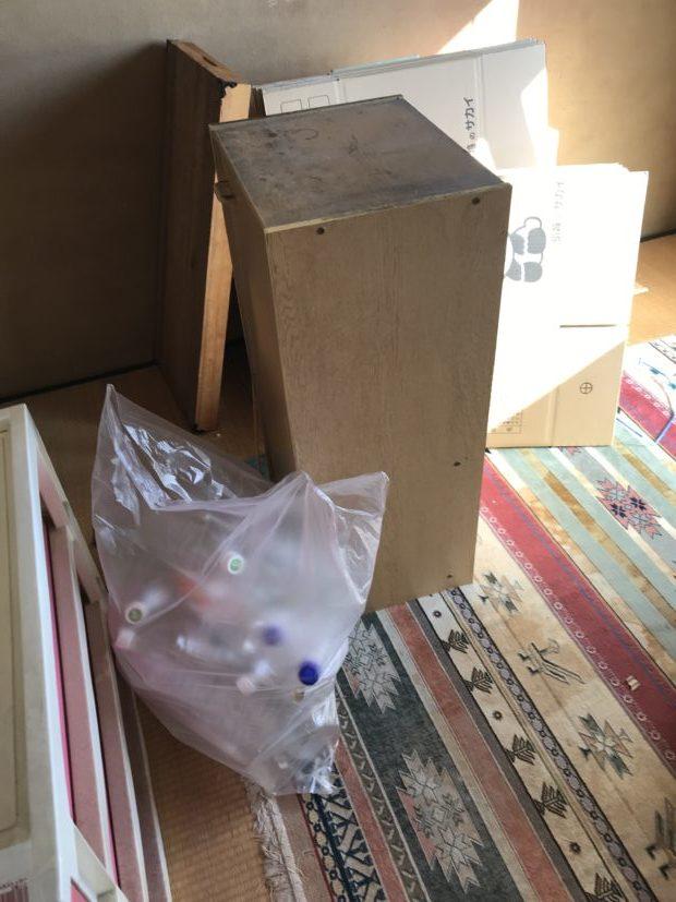 【中巨摩郡昭和町】お引っ越しに伴う不用品回収☆大量の不用品をまるごと処分できご満足いただけました!