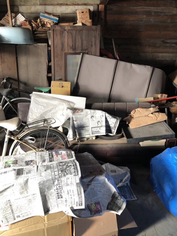 【宍粟市山崎町】軽トラック1台程度の不用品回収☆ご希望日での対応や、お得な割引サービス喜んでいただけました!