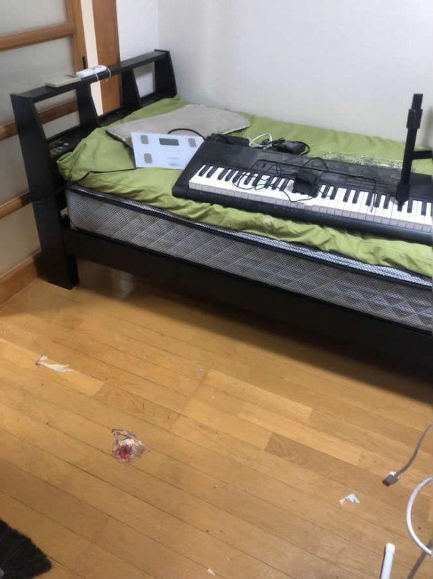 【宇佐市】ごみが散乱した部屋のお片付け☆綺麗に片付いてお喜びいただけました!