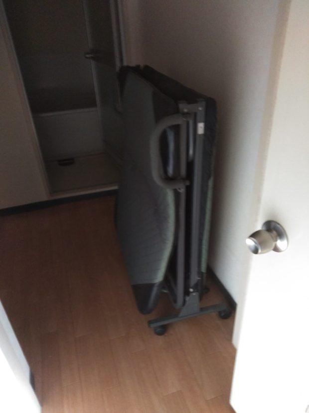 【高松市木太町】冷蔵庫、ベッドの即日回収☆スタッフがすぐに駆け付け、処分を急いでいたお客様にお喜びいただけました!