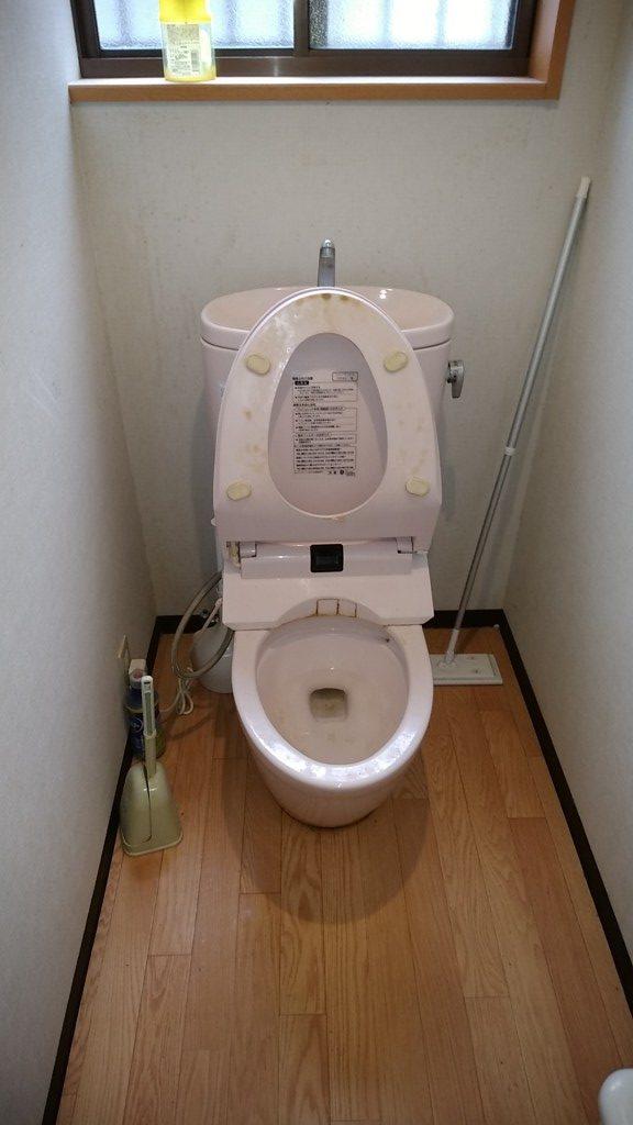 【板野郡北島町】トイレの簡易清掃と浴室のクリーニング☆綺麗になったとお喜びいただけました!