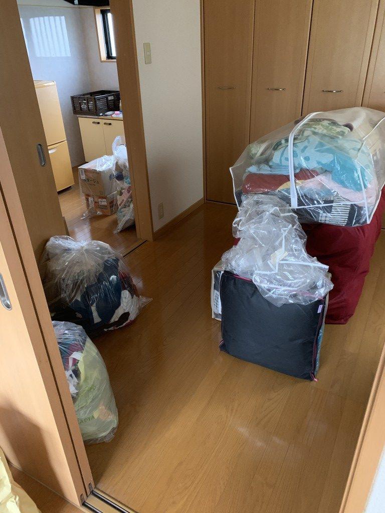 【薩摩川内市】ベッドや冷蔵庫など回収ご依頼 お客様の声