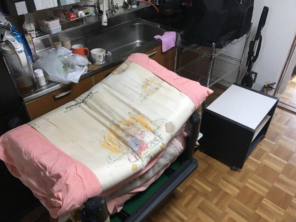 【西牟婁郡白浜町】テレビ、ベッドなどの回収☆処分の難しい不用品をまとめて処分でき、お客様にご満足いただけたようです!