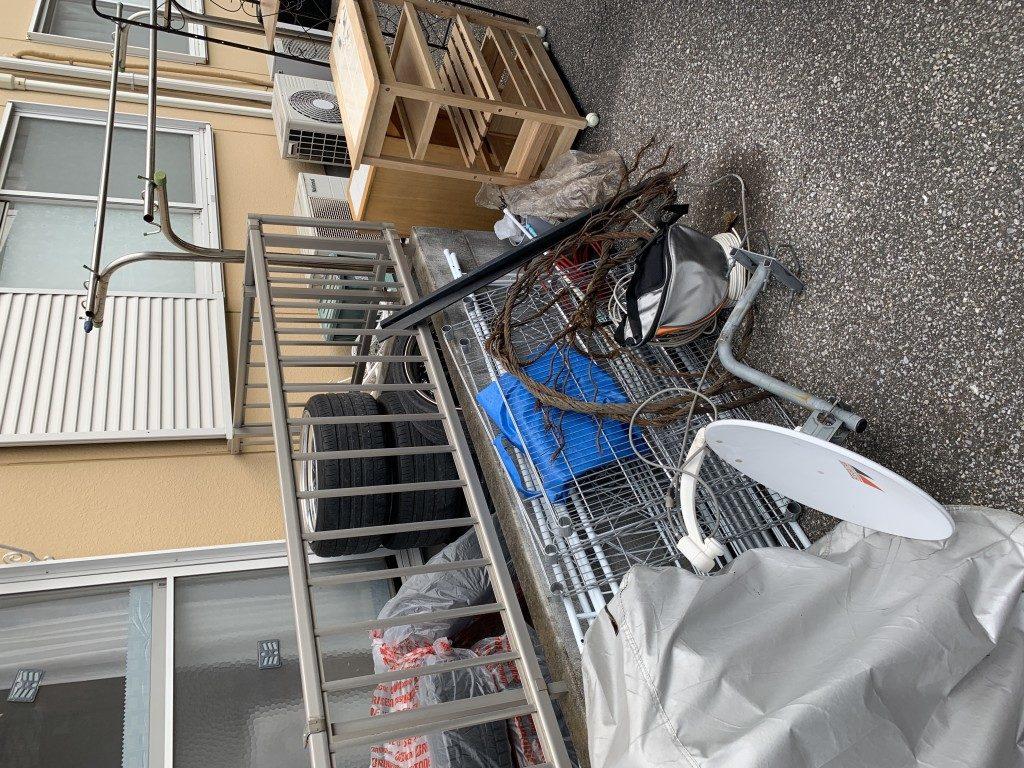 【佐野市】お引っ越しに伴う不用品回収☆処分困難品も片付いてお喜びいただけました!