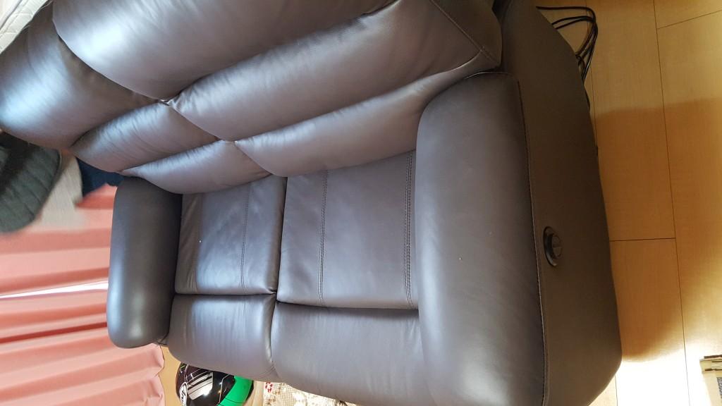 【岡山市南区】ソファーの回収☆お得な処分のお値段に大変喜んでいただきました!