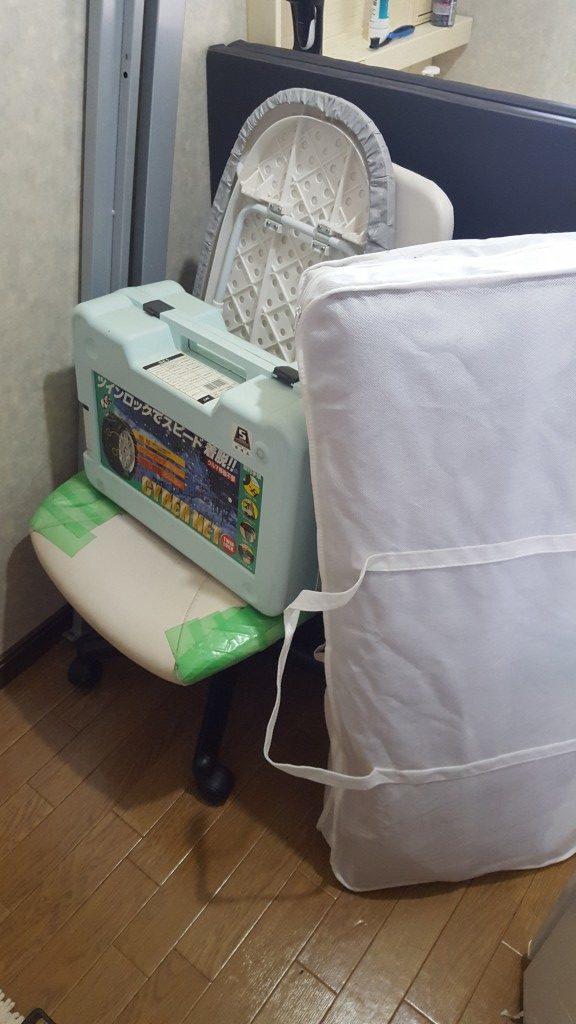 【岡山市南区】冷蔵庫など軽トラック1台程度の不用品回収☆一気に処分することができ、喜んでいただきました!