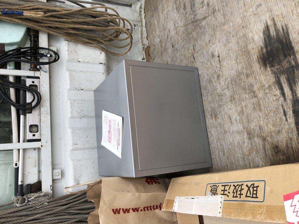 【守山市】耐火金庫やタイルの回収☆迅速な対応にご満足いただけました!