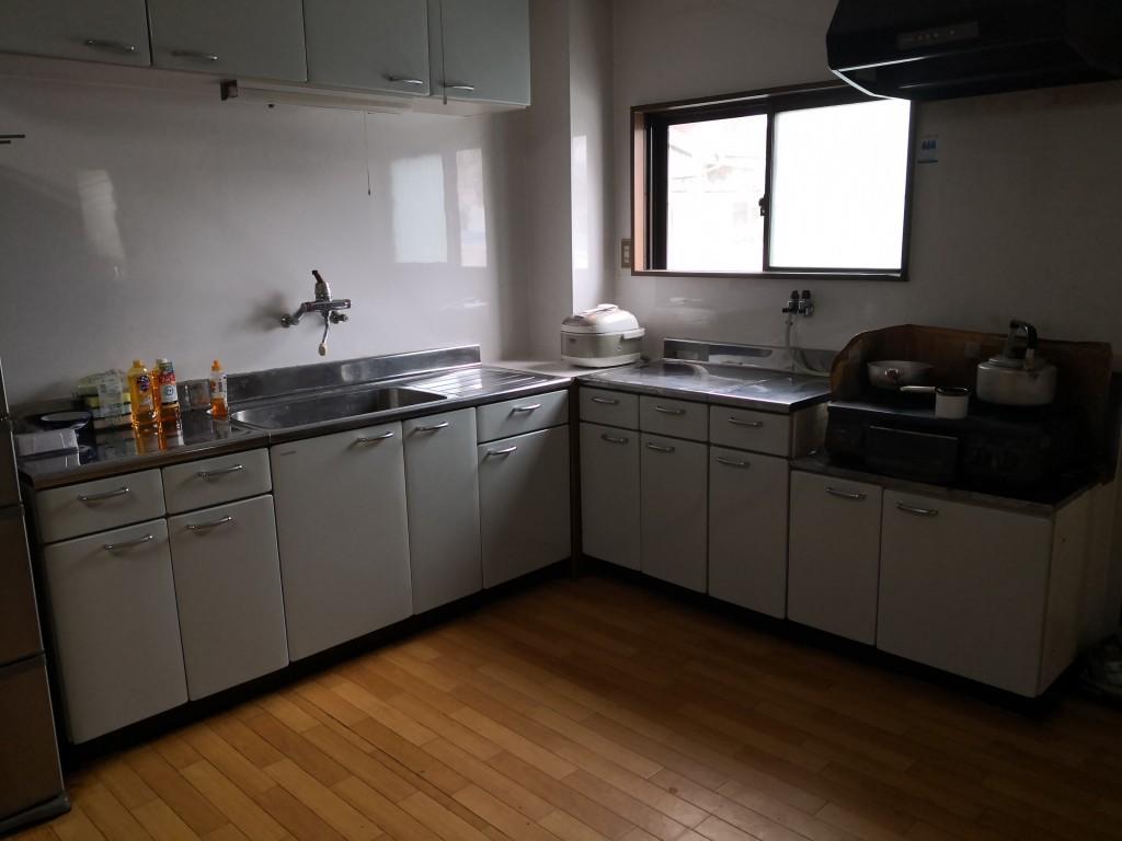 【大阪市北区】不用品回収とトイレ・キッチンのハウスクリーニング☆綺麗になりお喜びいただけました!