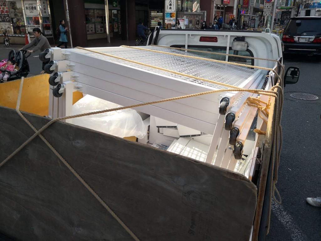 【大阪市中央区】2tトラックでの不用品回収☆他社の見積もりより安く済んだとお喜び頂けました!