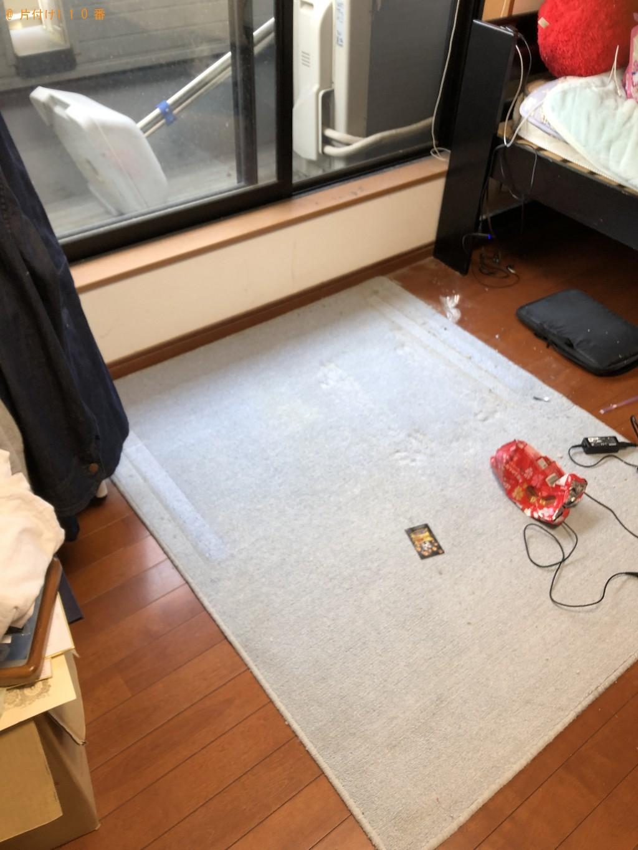 【京都市中京区】本棚、学習机等の回収・処分ご依頼 お客様の声