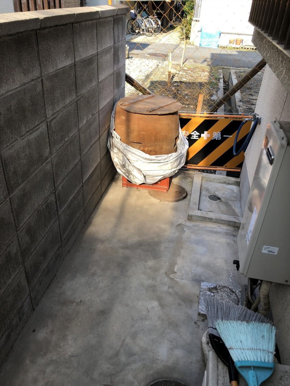 【京都市左京区】金庫と臼の回収☆重たい品もスピーディに回収してお喜びいただけました!