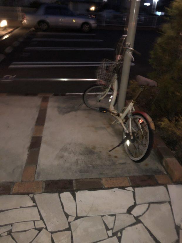 【大分市羽屋】自転車1台の回収☆希望の日程での回収や、割引サービスにご満足いただけました!