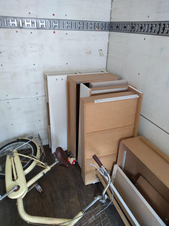 【伊仙町】ベッドの枠と自転車を回収ご依頼 お客様の声