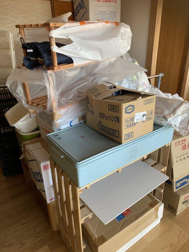【宮崎市吉村町】お引っ越しに伴う不用品回収☆家具や家電もまとめて回収し、お引っ越し前のお客様のお力になれました!