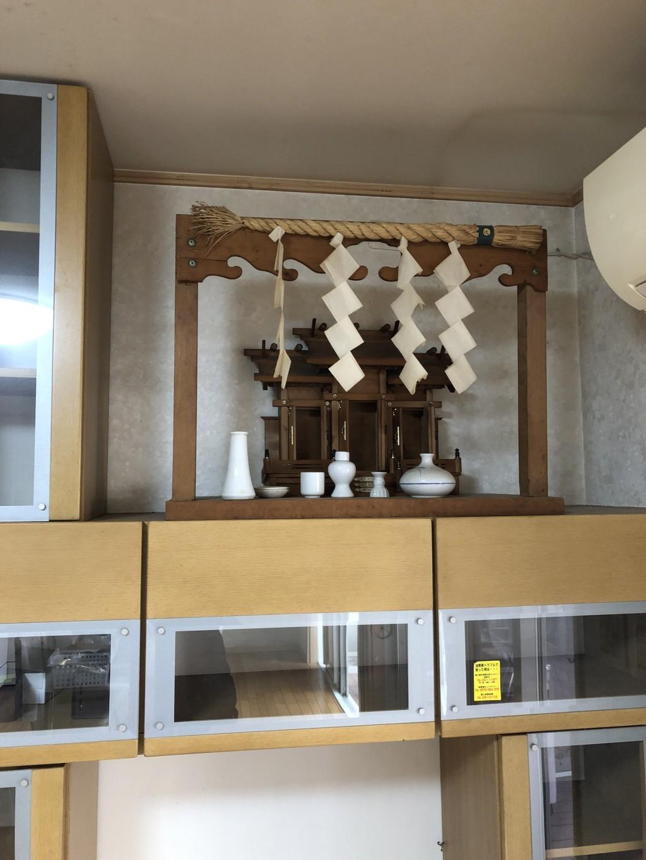 【富士宮市宮町】仏壇、仏具、神棚の回収☆インターネット依頼の便利さにご満足いただけました!