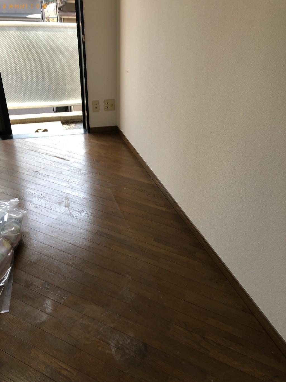 【京都市北区】勉強机、収納棚等の回収・処分ご依頼 お客様の声