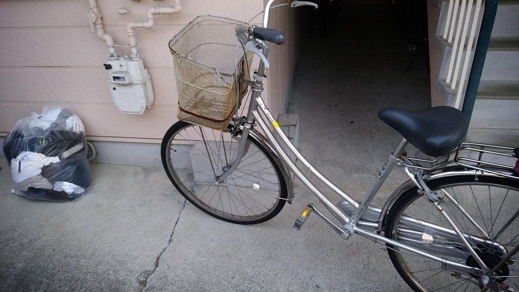 【高知市朝倉東町】自転車、衣類の回収☆ご希望の日程での回収で、忙しく時間のないお客様にご満足いただけました!
