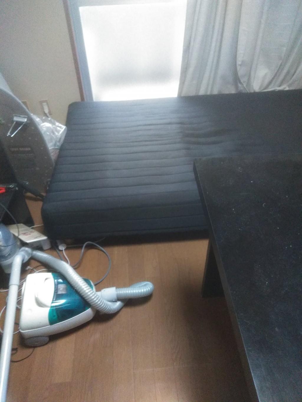 【東温市】洗濯機、机、ベッドの回収☆急いでいたので、すぐに来てくれて助かったとご満足いただけました!