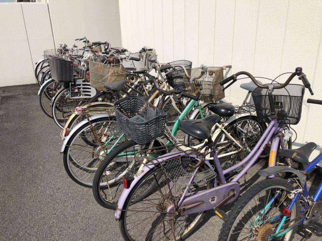 【坂出市】自転車17台の回収☆電話1本ですべて回収してもらえたとご満足いただけました!