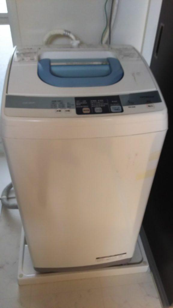 【岡山市北区】洗濯機の回収☆希望日に来てくれて助かったとお喜びいただけました!