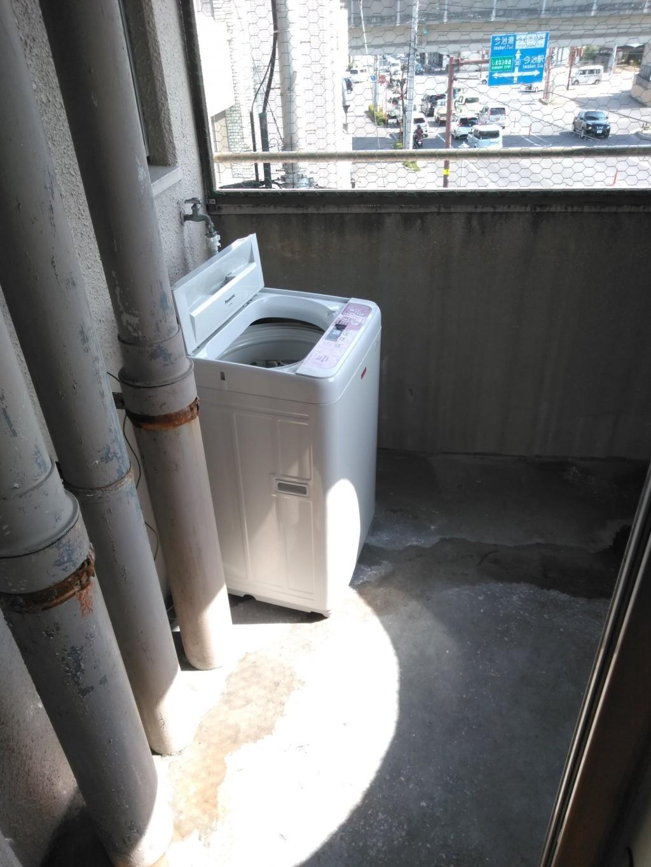 【今治市北日吉町】洗濯機回収ご依頼 お客様の声