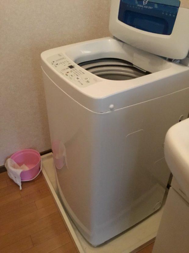 【登米市迫町】洗濯機、ベッドの回収☆処分に困っていた大きな家具や電化製品の処分ができ、お客様に喜んでいただけました!