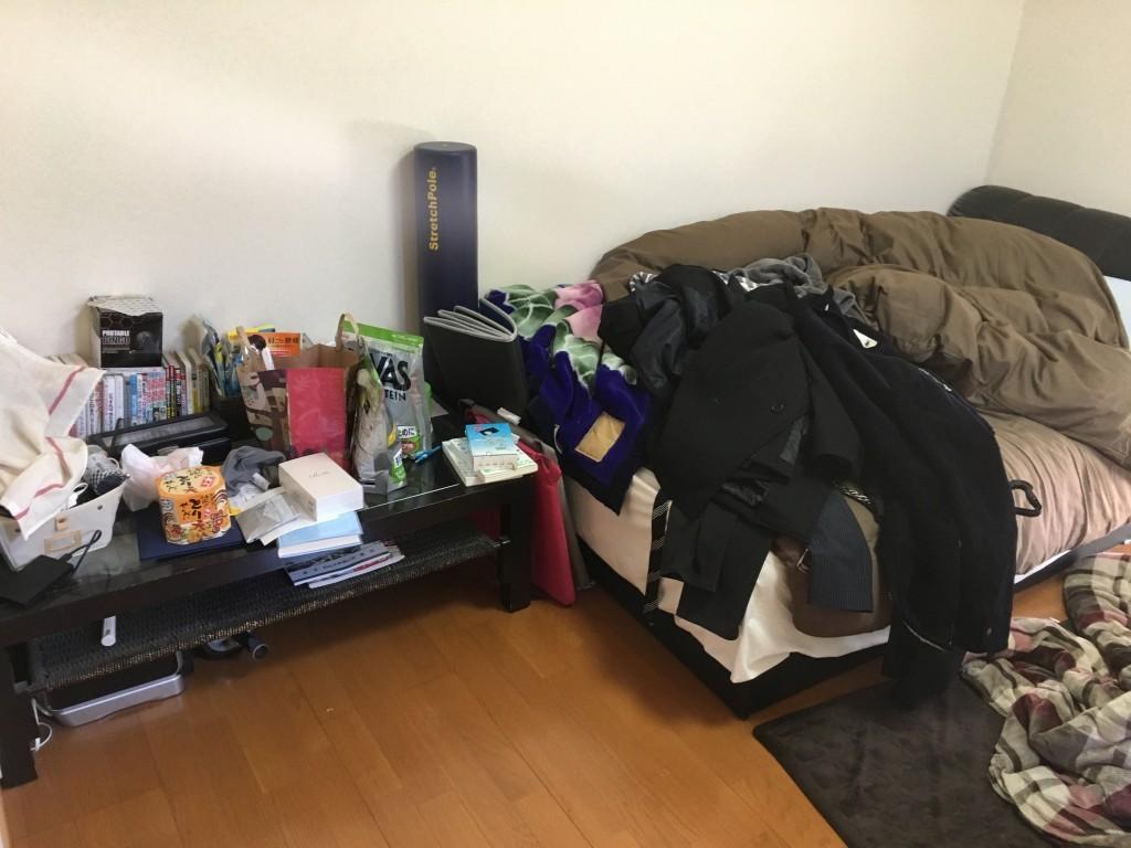 【松山市】ベッド、テーブル、家庭ゴミ回収ご依頼 お客様の声
