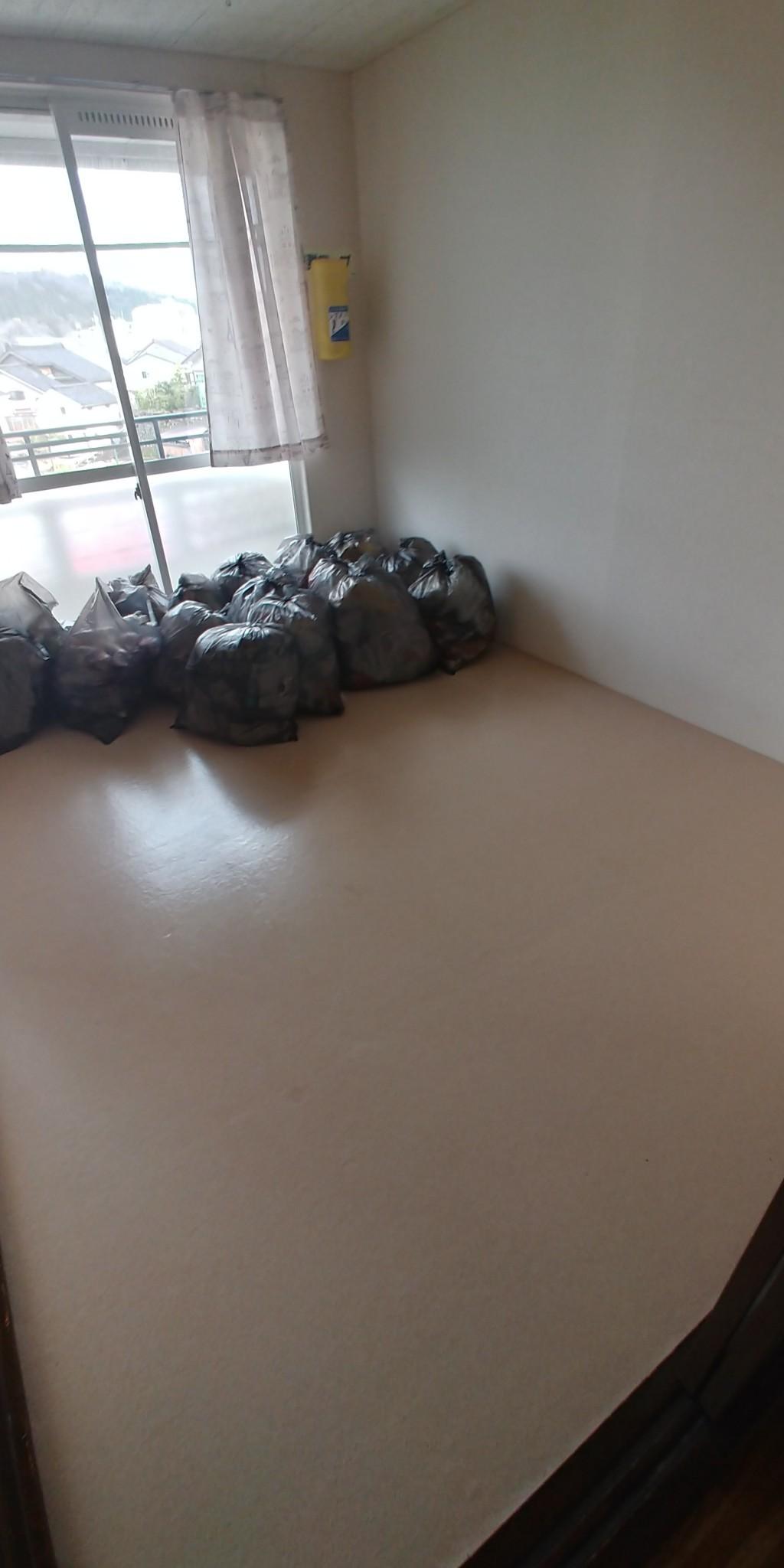 【あきる野市】遺品整理で冷蔵庫、洗濯機、こたつなどの回収