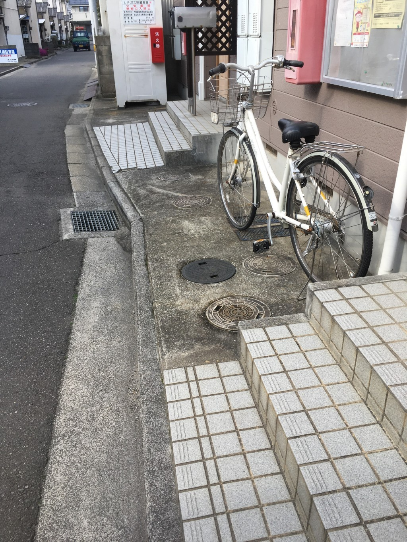【松山市愛光町】自転車回収のご依頼 お客様の声