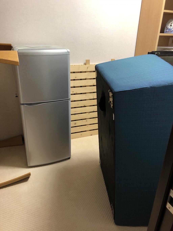 【熊本市中央区】冷蔵庫など軽トラック一台程度の不用品回収☆依頼が簡単で作業が早いと、大変満足していただきました!