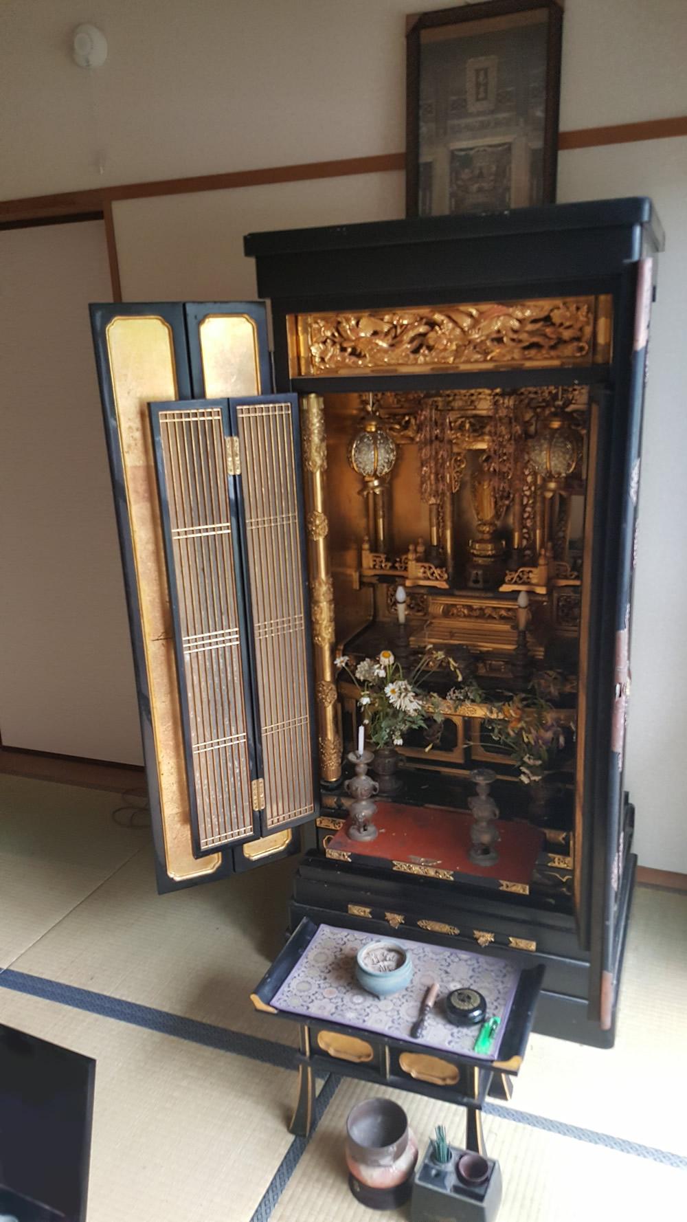 【国東市】遺品整理も対応可能!仕分けから仏壇の処分まで全てお願いできた、と喜んで頂けました!