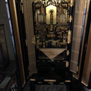 【苅田町】大型のお仏壇も回収可能!供養の手配までお願いできて助かった、とお喜び頂けました!
