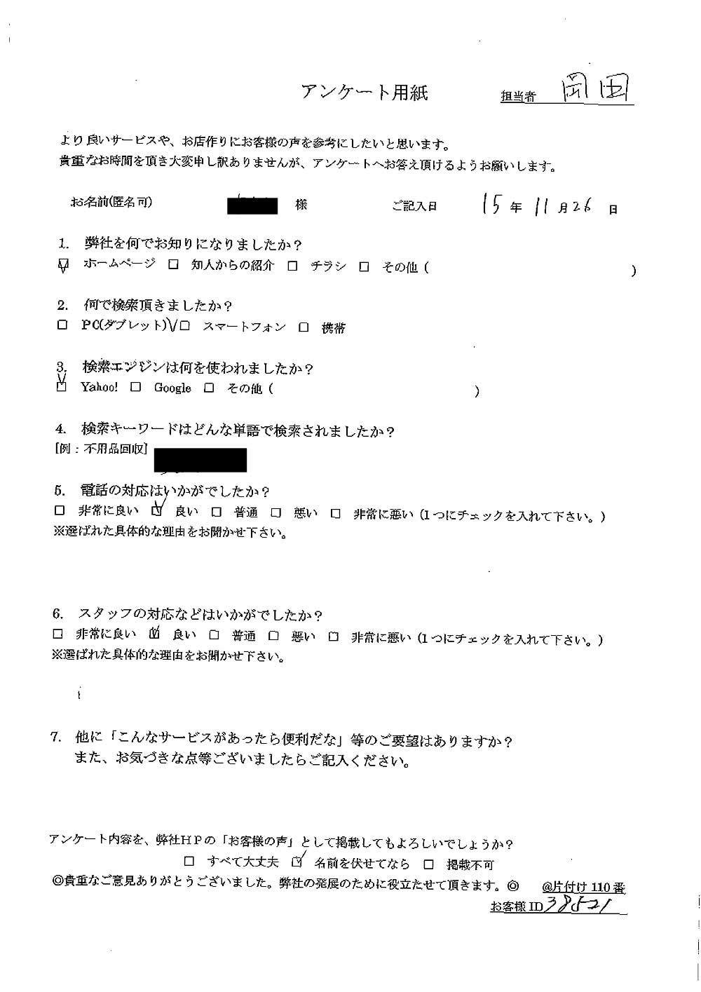 【和歌山市】金庫の回収事例!他で断られた金庫が処分できお喜びいただけました!