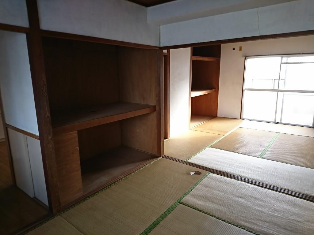 【東広島市】2tトラック一台分の不用品回収のご依頼 お客様の声