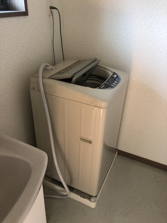 【別府市幸町】洗濯機の出張回収・処分のご依頼 お客様の声