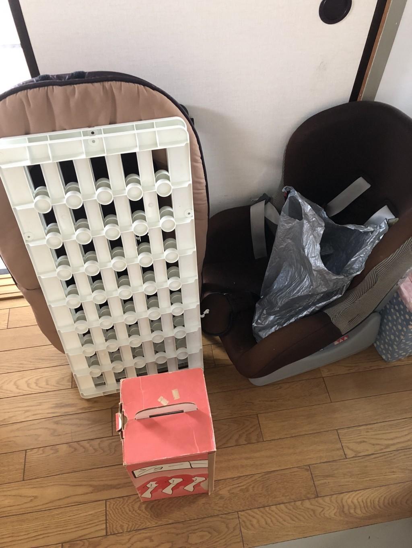 【東近江市】掃除機など粗大ごみの出張回収・処分ご依頼 お客様の声
