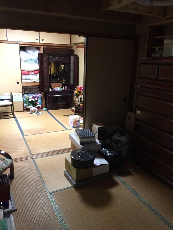 【福岡市東区】3LDKの家財道具一式の回収☆事前見積で安心してお願いできたとご満足いただけました!