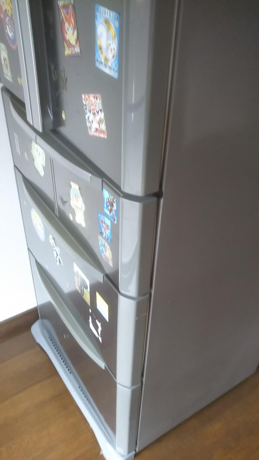 【松江市】冷蔵庫と洗濯機の回収・処分のご依頼 お客様の声