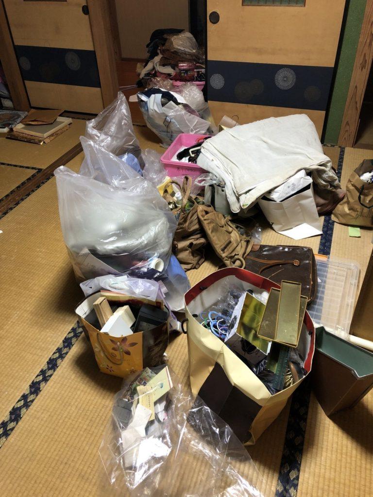 【豊後大野市】家庭ごみの回収☆スタッフの迅速で丁寧な対応にとても喜んでいただきました!