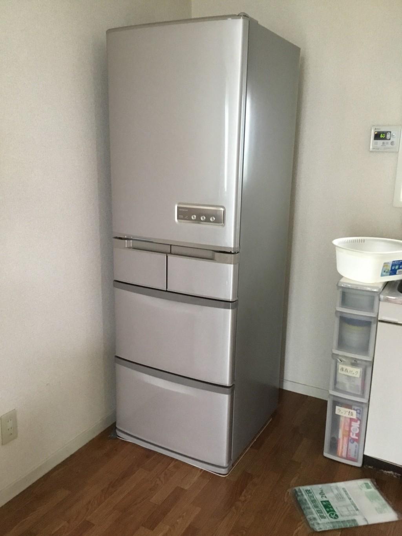【一関市】冷蔵庫など軽トラック一台程度の不用品回収☆迅速な対応にとても喜んでいただきました!