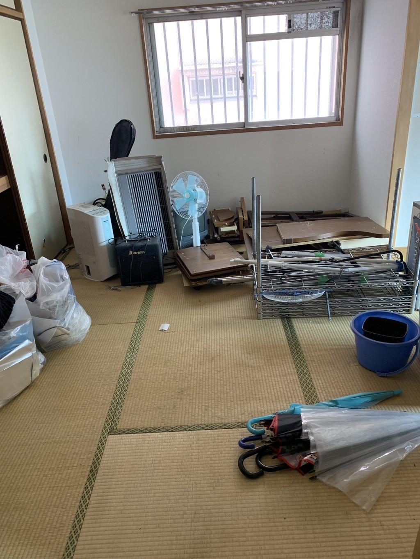 【北九州市八幡東区】引っ越しに伴う不用品回収☆処分をお急ぎのお客様に迅速な対応でご満足いただけました!