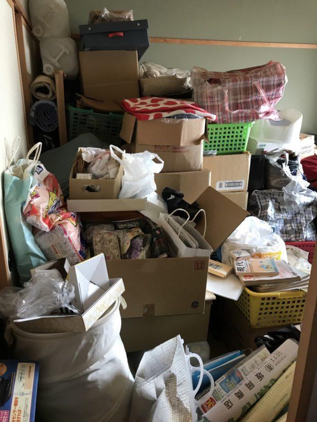 【弘前市】家具や衣類など大量の不用品回収☆片付いて広くなったお部屋に喜んでいただけました!
